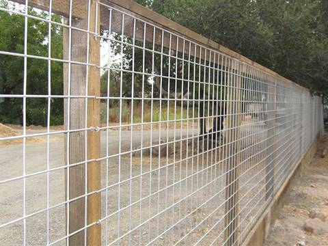 Welded Livestock Panels Easy Installation And Move To Any